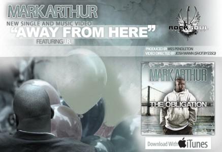Mark Arthur Away From Here Music Video