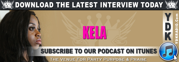 Living On Purpose ft Kela