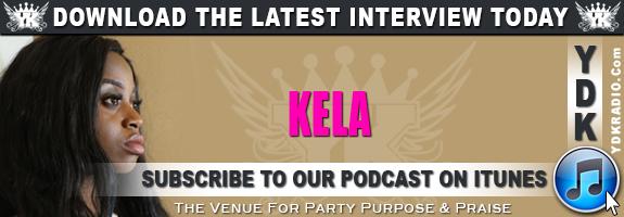 Living On Purpose ft Kela